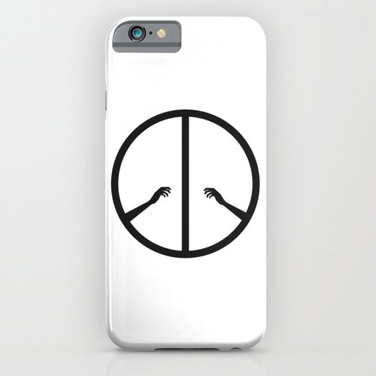 Peace struggle iPhone & iPod Case
