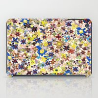 Flower Filed iPad Case