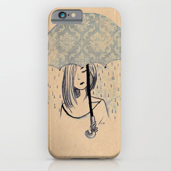 Those Days iPhone & iPod Case