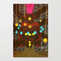 CELESTIAL ZERO (EXTRA CO… Canvas Print