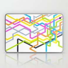 Neon 90s Metro Laptop & iPad Skin