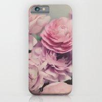 Quiet Ranunculus iPhone 6 Slim Case