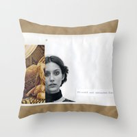 Present And Accounted Fo… Throw Pillow