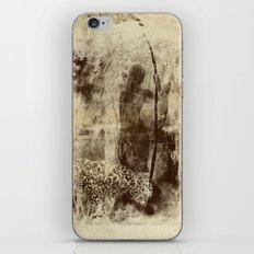 paleo warrior iPhone & iPod Skin