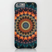 iPhone & iPod Case featuring Fundamental Spiral by Elias Zacarias