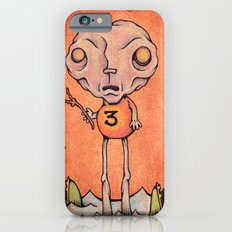 Number Three iPhone 6s Slim Case