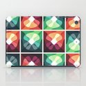 Monday Abstract Pattern iPad Case