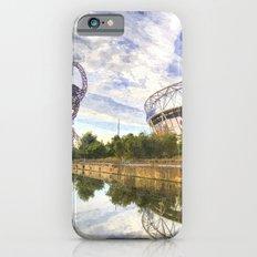 West Ham Olympic Stadium And The Arcelormittal Orbit Art Slim Case iPhone 6s