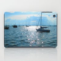 Sailing iPad Case