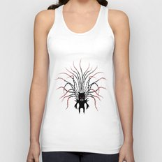 Karma Fairy [DARK] Unisex Tank Top