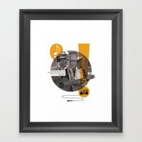 You Can Quote Me - Victo… Framed Art Print