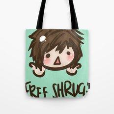 'Free Shrugs' Tote Bag