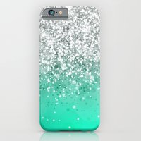 iPhone & iPod Case featuring Glitteresques XXXV by Rain Carnival