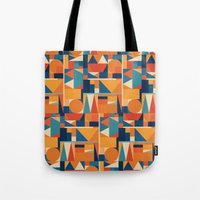 KakuTres Tote Bag