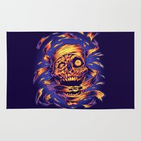 THE MUMMY'S REVENGE Rug
