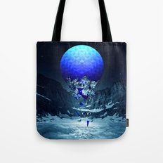 Fall To Pieces II Tote Bag