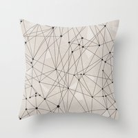Atlantis BG Throw Pillow