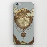 Around The World The Inc… iPhone & iPod Skin