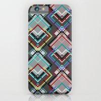 iPhone & iPod Case featuring Diamonds + by AJJ ▲ Angela Jane Johnston