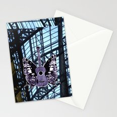 Music Will Prevail Stationery Cards