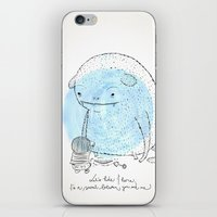 It's a secret. iPhone & iPod Skin