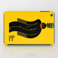 The Burning Flow Monster iPad Case