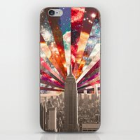 Superstar New York iPhone & iPod Skin