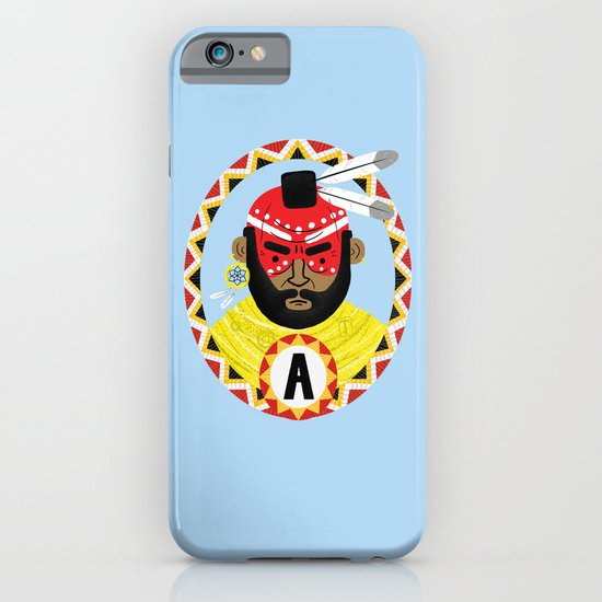 The Last of the Mohicans iPhone & iPod Case