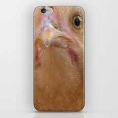 Chicken Face iPhone & iPod Skin