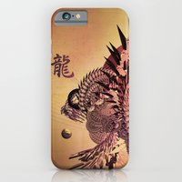 iPhone & iPod Case featuring Legendary by Andre Villanueva