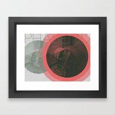 Phase: 22 Framed Art Print