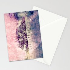 Live and Explore Mountains  Stationery Cards