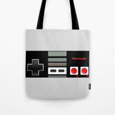 Classic retro Nintendo game controller iPhone 4 4s 5 5c, ipod, ipad, tshirt, mugs and pillow case Tote Bag