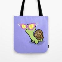 Fabulous Turtle! Tote Bag