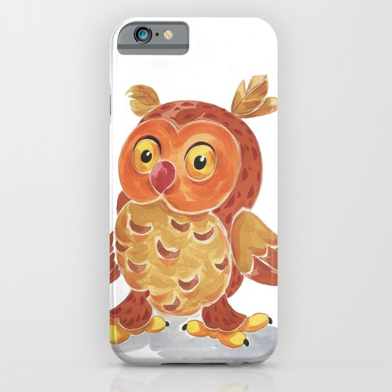 Nighty Owl  iPhone & iPod Case