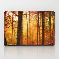 Forest Glow iPad Case