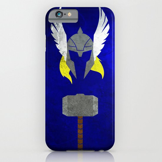 God of Thunder iPhone & iPod Case
