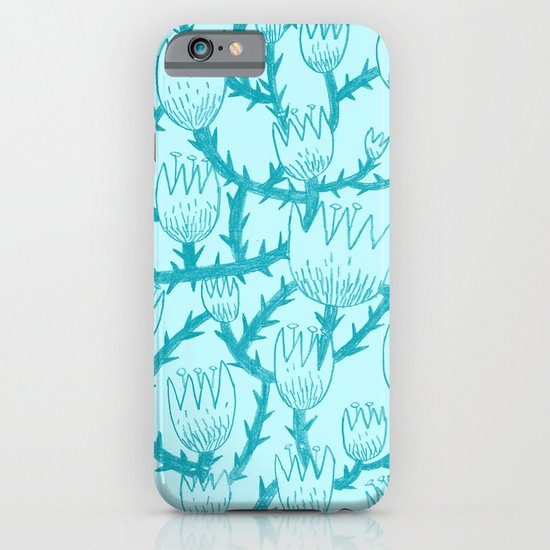 Mint Thorn iPhone & iPod Case