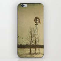 While The Wind Moans A D… iPhone & iPod Skin