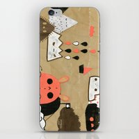 Tobermory iPhone & iPod Skin