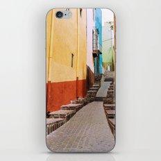 Guanajuato iPhone & iPod Skin