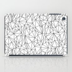 Geometric Wire iPad Case