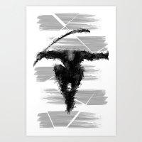 The Assassin 2  Art Print