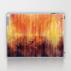 Gold Dust Laptop & iPad Skin