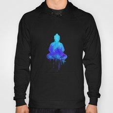 Watercolor Zen Buddha Bl… Hoody