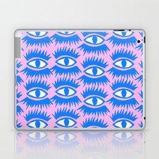 Bold Eyes II Laptop & iPad Skin