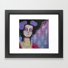 Baroque Framed Art Print