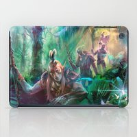 Into The Wilds iPad Case