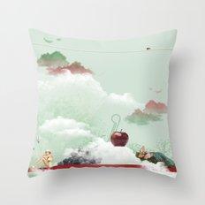 Olimpus Throw Pillow