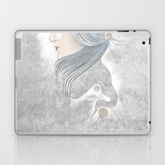 The waterfall of Subconsciousness Laptop & iPad Skin